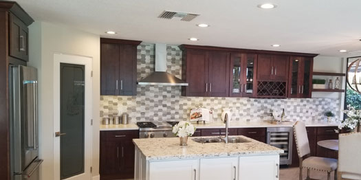 Image of a Residential Kitchen
