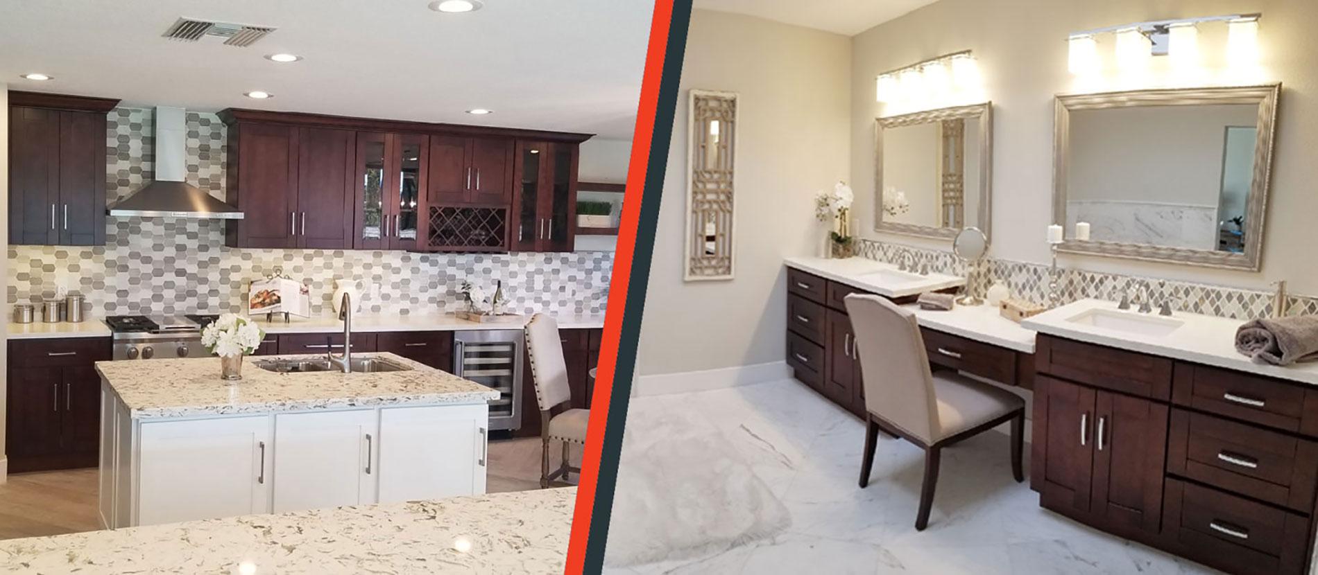 CUSTOM-QUALITY KITCHEN ... & Kitchen u0026 Bath - Legacy Kitchen u0026 Bath Palm Desert CA